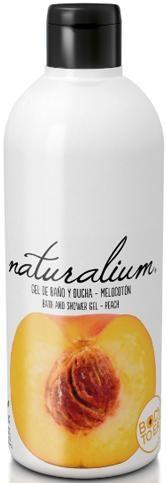 Naturalium Sprchový gél Broskyňa 500 ml