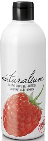 Naturalium Sprchový gél Malina 500 ml