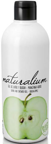 Naturalium Sprchový gél Zelené jablko 500 ml
