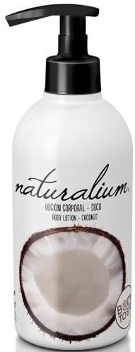 Naturalium Telové mlieko Kokos 370 ml