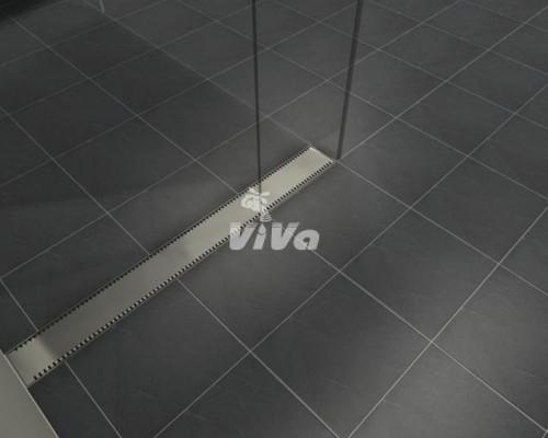 NEREZOVÉ SPRCHOVÉ ŽĽABY Sprchový rošt pre CLASSIC 60 a LIFT 60 - V0380 brus-060
