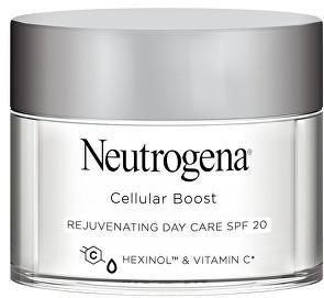 Neutrogena Omladzujúci denný krém s SPF 20 Cellular Boost ( Rejuven ating Day Care ) 50 ml