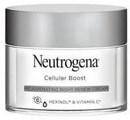 Neutrogena Omladzujúci nočný krém Cellular Boost ( Rejuven ating Night Renew Cream) 50 ml