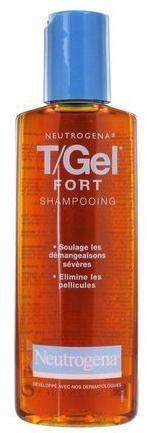 Neutrogena Šampón proti lupinám T/Gel Forte (Shampooing) 125 ml