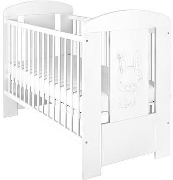 New Baby Králíček standard - bílá