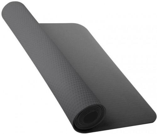 Podložka na jógu Nike Fundamental Yoga Mat 3mm ANTHRACITE / VOLTAGE GREEN