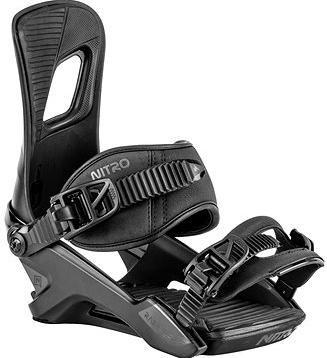Nitro Rambler Ultra Black vel. L