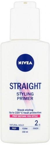 Nivea Styling ový primer pre nepoddajné vlasy ( Straight Styling Primer) 150 ml