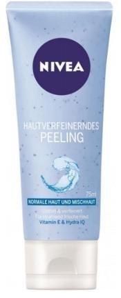 Nivea Zjemňujúci pleťový peeling (Skin Refining Scrub) 75 ml