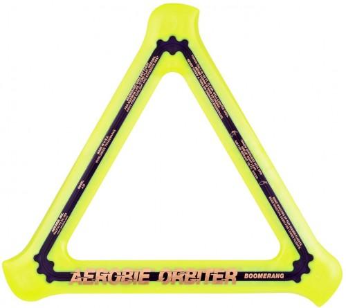 Aerobie Orbiter Žltý