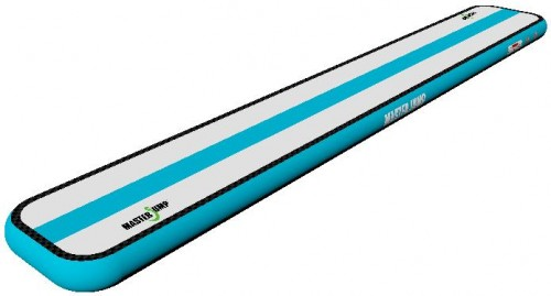 Airbeam MASTERJUMP nafukovacia kladina 300 x 40 x 10 cm - -sivo-modrozelená