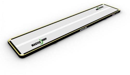 Airtrack MASTERJUMP nafukovacia žinenka 500 x 100 x 10 cm - sivo-čierna