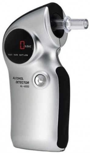 Alkohol tester V-NET AL 6000 SILVER