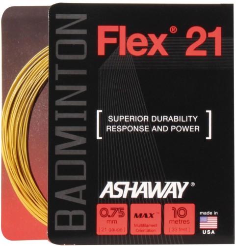 Badmintonový výplet ASHAWAY Flex 21 - set