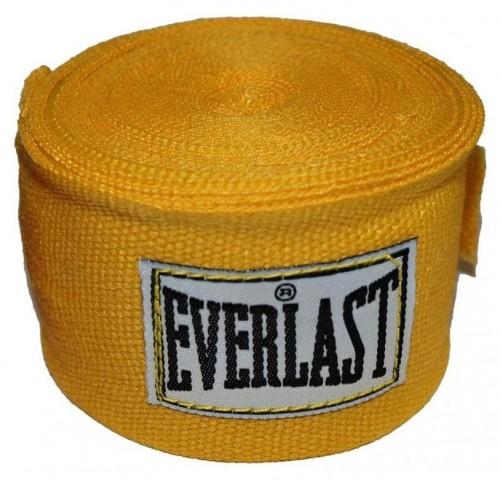 Bandáže EVERLAST 3 m žlté - poloelastické