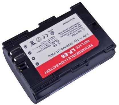 Batéria AVACOM Canon LP-E6 Li-Ion 7.2V 1620mAh DICA-LPE6-855N2