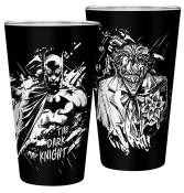 Batman a Joker sklenice 400 ml
