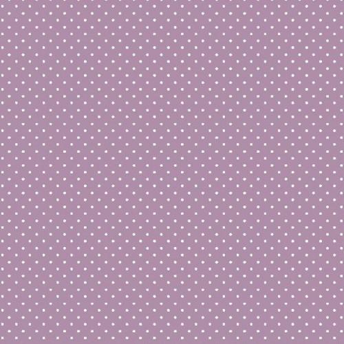Bavlnená látka Petit dots lilac