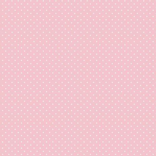Bavlnená látka Petit dots rose