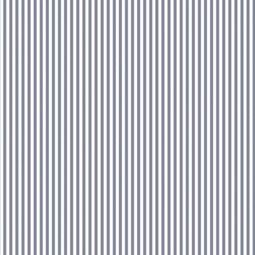 Bavlnená látka Stripe navy