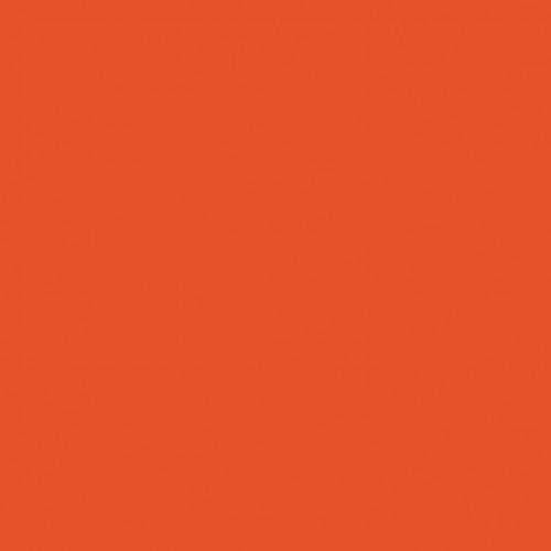 Bavlnený popelín orange