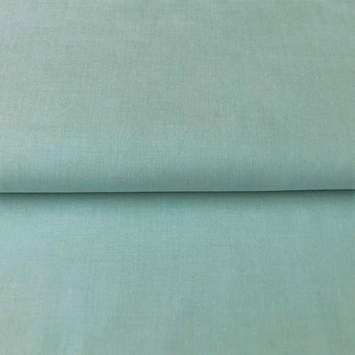Bavlnený popelín Yarn dyed azure