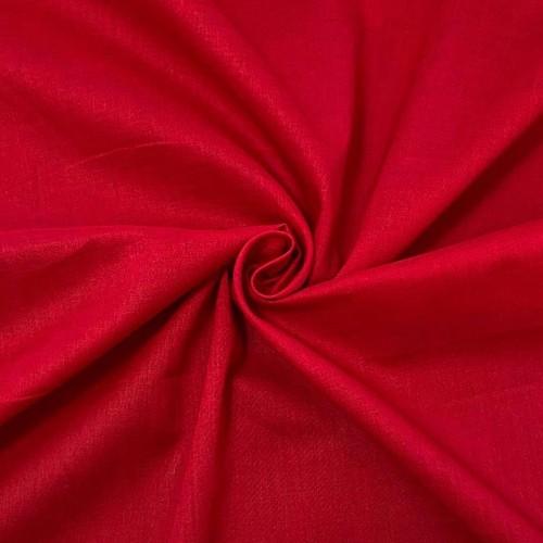 Bavlnený voál red