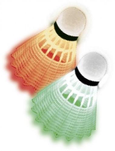 Bedmintonové loptičky TALBOT TORRO Magic Night LED