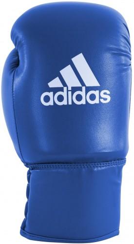 Boxovacie rukavice ADIDAS Rookie 2 - modro-biele 6oz.