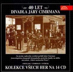 CD-40 let Divadla Járy Cimrmana