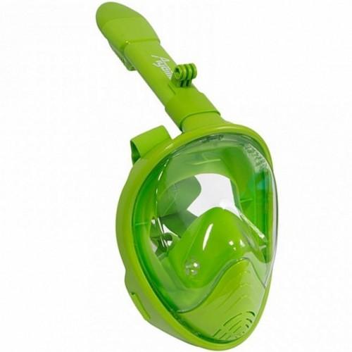 Celotvárová maska AGAMA Dory zelená