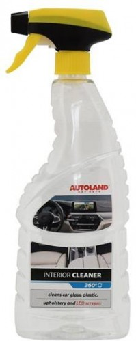Čistič interiéru rozprášte. Autoland 750ml