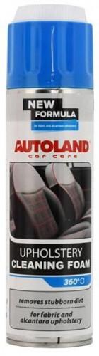 Čistič na čalúnenie s kefou Autoland 500ml