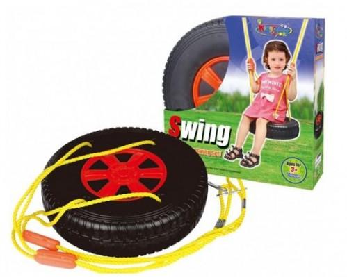 Detská guľatá pneumatika G21