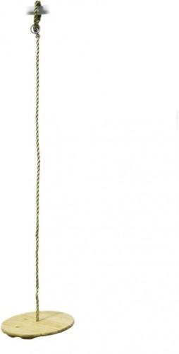 Detská hojdačka MASTER kruhová drevená