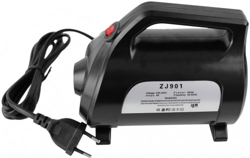 Elektrická pumpa - kompresor MASTER pro paddleboardy a airtrack na 230 V