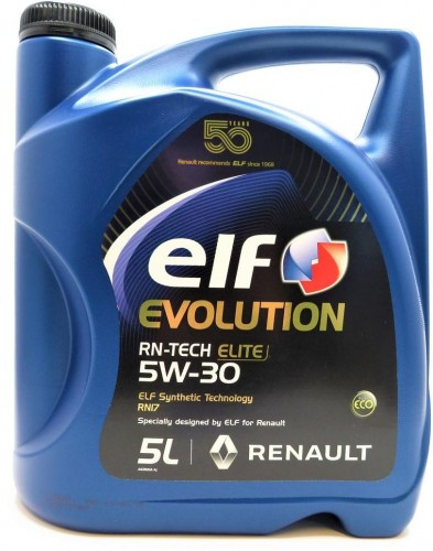Elf Evolution RNTECH Elite 5W-30 5L
