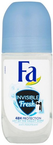Fa Guľôčkový antiperspirant Invisible Fresh 48H Protection Lily of the Valley (Anti-perspirant) 50 ml