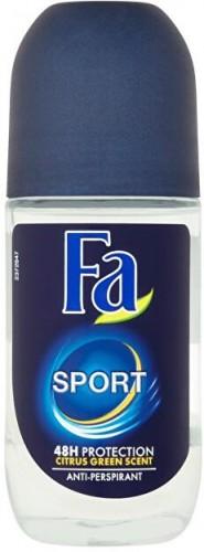 Fa Guľôčkový antiperspirant Sport Citrus Green (Anti-perspirant) 50 ml