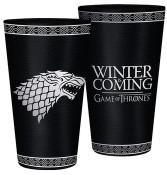 Game of Thrones: Stark sklenice 400 ml