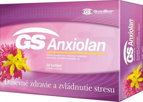 GS Anxiolan tbl 1x30 ks