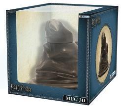 Harry Potter: Moudrý klobouk 3D hrnek 250 ml