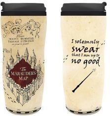 Harry Potter: Pobertův plánek cestovní Hrnek 355 ml