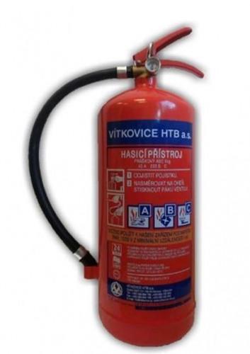Hasiaci prístroj TRAIVA 43A/233B/C 6kg práškový