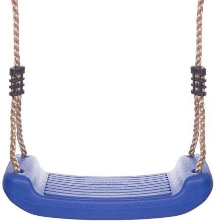 Hojdačka pre deti - modrá