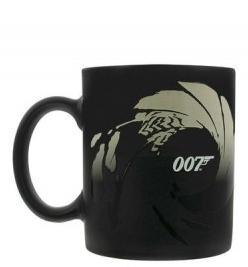 James Bond: Gunbarrel proměňovací hrnek 315ml