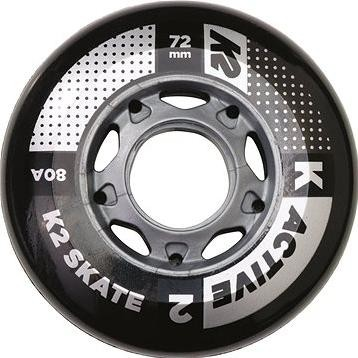 K2 72 mm ACTIVE WHEEL 4-PACK