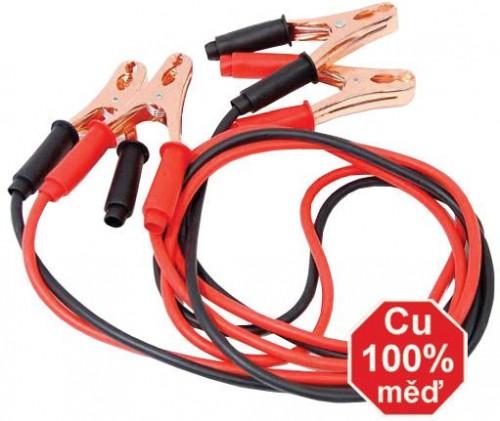 Káble štartovacie 200A 2,5m COMPASS 01112 100% meď
