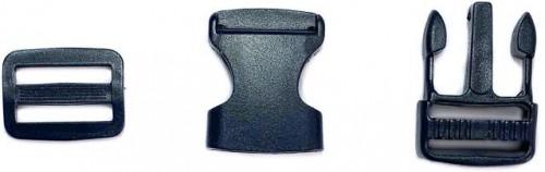 Ľadvinová spona 25 mm marine