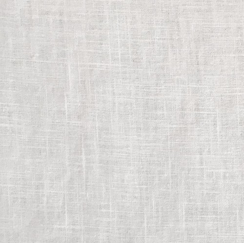 Ľan predpraný white